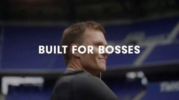 BeatsX TV Spot, 'Built for Bosses' Feat. Tom Brady, Song by Kendrick Lamar - Thumbnail 8
