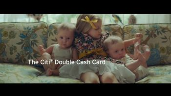Citi Double Cash Card TV Spot, 'Twins' Song by Spencer Wiggins - Thumbnail 9