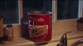 Folgers TV Spot, \'Saving\'
