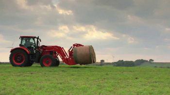 Kubota M7 Series TV Spot, 'Orange Tractor'