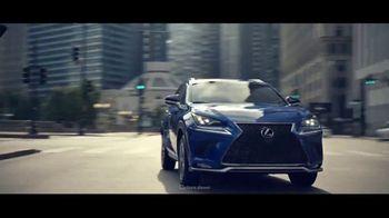 2018 Lexus NX TV Spot, 'Glass World'