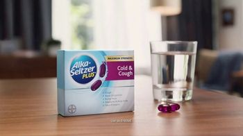 Alka-Seltzer Plus Maximum Strength Cough & Cold TV Spot, 'Wrong Car' - Thumbnail 7