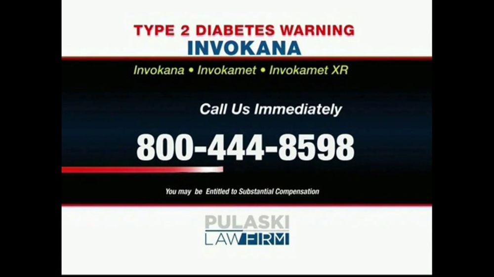 Pulaski Law Firm >> Pulaski Law Firm Tv Commercial Type 2 Diabetes Warning Amputation Video