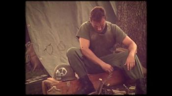 Bell + Howell Tactical Lighter TV Spot, 'Tough as a Tank' Feat. Nick Bolton - Thumbnail 1