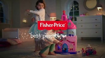Little People Disney Princess Magical Wand Palace TV Spot, 'Pure Magic' - Thumbnail 9