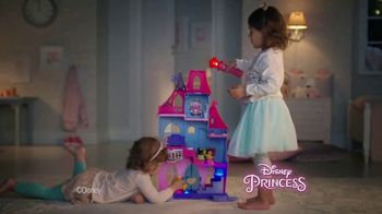 Little People Disney Princess Magical Wand Palace TV Spot, 'Pure Magic' - 3157 commercial airings