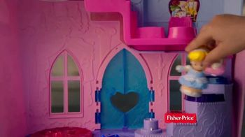 Little People Disney Princess Magical Wand Palace TV Spot, 'Pure Magic' - Thumbnail 4