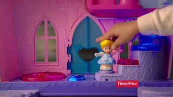 Little People Disney Princess Magical Wand Palace TV Spot, 'Pure Magic' - Thumbnail 5