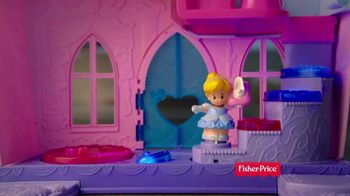 Little People Disney Princess Magical Wand Palace TV Spot, 'Pure Magic' - Thumbnail 6