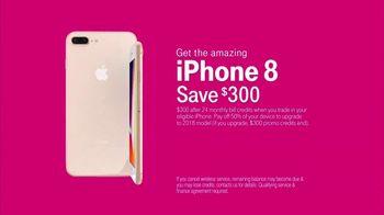 T-Mobile TV Spot, 'Never Stops: iPhone 8' - Thumbnail 10