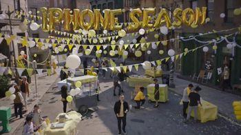 Sprint TV Spot, 'It's iPhone Season!' - 1610 commercial airings