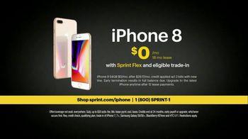 Sprint TV Spot, 'It's iPhone Season!' - Thumbnail 9
