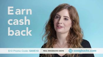 Swagbucks TV Spot, 'Saved Money and Earned Cash'