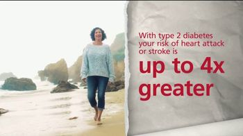 Novo Nordisk TV Spot, 'Heart of Type-2' - Thumbnail 4