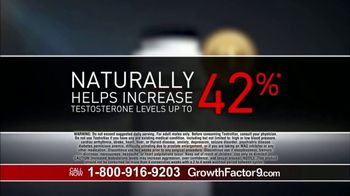 Growth Factor-9 TV Spot, 'Ask Yourself' - 1347 commercial airings