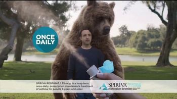 Spiriva TV Spot, 'Bear Hug' - Thumbnail 4