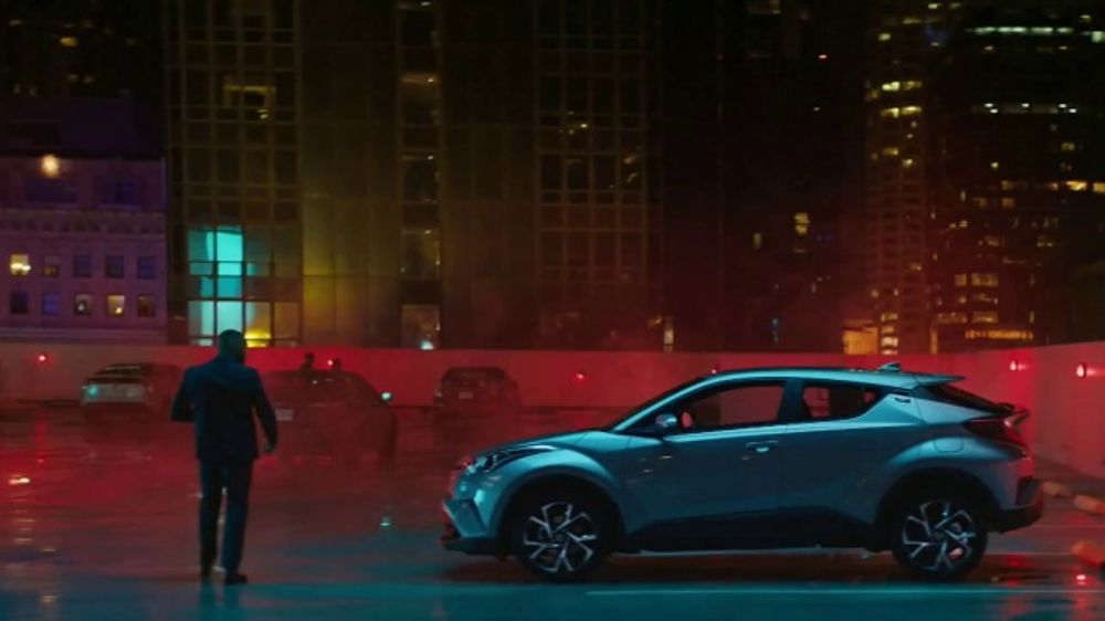 2018 Toyota C-HR TV Commercial, 'Lil' Red' [T1]