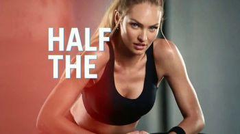 Victoria Sport Angel Max Sport Bra TV Spot, 'Twice the Support' - Thumbnail 2