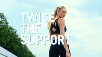 Victoria Sport Angel Max Sport Bra TV Spot, 'Twice the Support' - Thumbnail 6
