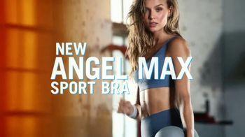 Victoria Sport Angel Max Sport Bra TV Spot, 'Twice the Support' - Thumbnail 8