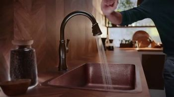 Delta Faucet Touch2O Technology TV Spot, 'The Perfect Touch' - Thumbnail 4