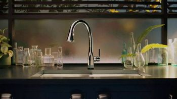 Delta Faucet Touch2O Technology TV Spot, 'The Perfect Touch' - Thumbnail 7