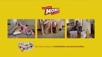 Little Debbie Mini Muffins TV Spot, 'Moms of 7 a.m.: Meet the Moms' - Thumbnail 8