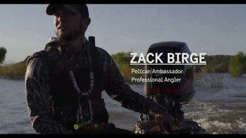 Pelican Pro Gear TV Spot, \'Morning Hunt\' Featuring Zack Birge