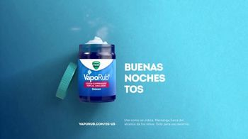 Vicks VapoRub TV Spot, 'Buenas noches tos' [Spanish] - Thumbnail 10