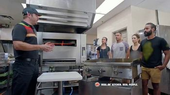 Burger King 2 for $6 Whopper Deal TV Spot, 'Bye' - 13189 commercial airings
