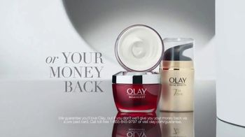 Olay 28-Day Challenge TV Spot, 'Ageless Skin' - Thumbnail 7