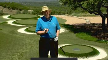 Revolution Golf VIP List TV Spot, 'Improve Your Short Game' Feat. Dave Pelz - Thumbnail 7