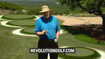 Revolution Golf VIP List TV Spot, 'Improve Your Short Game' Feat. Dave Pelz - Thumbnail 8