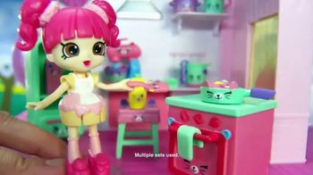 Shopkins Happy Places Grand Mansion TV Spot, 'Coolest House in Happyville' - 605 commercial airings