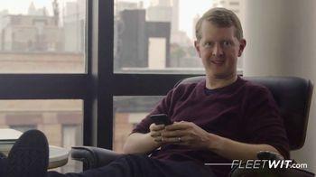 FleetWit TV Spot, 'Can You Beat Ken Jennings?' Featuring Ken Jennings - Thumbnail 6