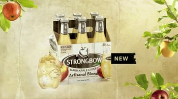 Strongbow Artisanal Blend TV Spot, 'Fresh Remix' Song by Crystal Fighters - Thumbnail 9