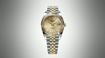 Rolex Oyster Perpetual Datejust TV Spot, 'Rolex at the Presidents Cup' - 47 commercial airings