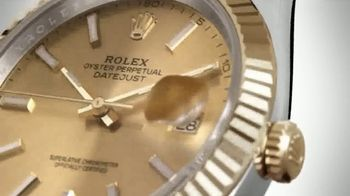 Rolex Oyster Perpetual Datejust TV Spot, 'Rolex at the Presidents Cup' - Thumbnail 1