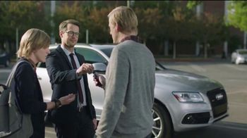 Audi Certified Pre-Owned Sales Event TV Spot, 'Second Owners Rest Easy'