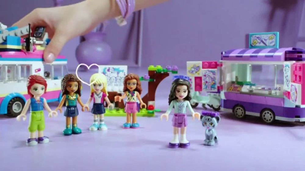 Lego Friends Tv Commercial Find Our Friends Ispottv