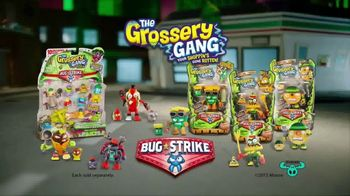 The Grossery Gang Bug Strike TV Spot, 'New Action Figures' - Thumbnail 9