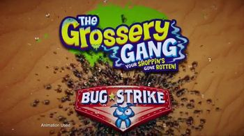 The Grossery Gang Bug Strike TV Spot, 'New Action Figures' - Thumbnail 1