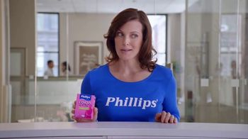 Phillips Colon Health Probiotic Caps TV Spot, 'Cubicle: Rebate' - 227 commercial airings