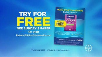 Phillips Colon Health Probiotic Caps TV Spot, 'Cubicle: Rebate' - Thumbnail 9