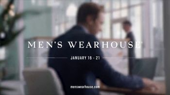 Men's Wearhouse TV Spot, 'First Day: Designer Suits' - Thumbnail 9