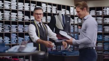Men's Wearhouse TV Spot, 'First Day: Designer Suits' - Thumbnail 3