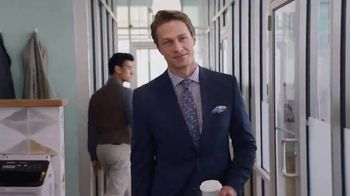 Men's Wearhouse TV Spot, 'First Day: Designer Suits'