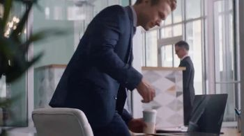 Men's Wearhouse TV Spot, 'First Day: Designer Suits' - Thumbnail 8