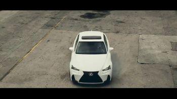 Lexus IS TV Spot, 'Break Away' [T1] - Thumbnail 1