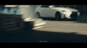 Lexus IS TV Spot, 'Break Away' [T1] - Thumbnail 4